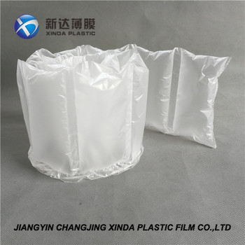 cheap price air cushion films with customized logo for packaging