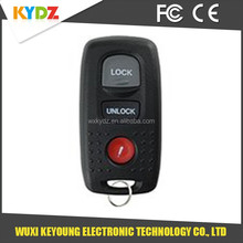 KPU41846 3 button Customized porsche remote key blank for Mazda /6 2004-2005
