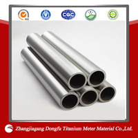 gr5/gr1 pure titanium tube for buried pipeline cathodic protection