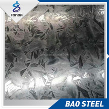 6mm thick hot dip galvanized available steel sheet metal