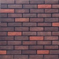 used red clay bricks, old clay brick, cultural brick