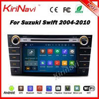 Kirinavi WC-SS8071 android 5.1 car multimedia for suzuki swift 2004 - 2010 touch screen car stereo gps navigation radio wifi 3g