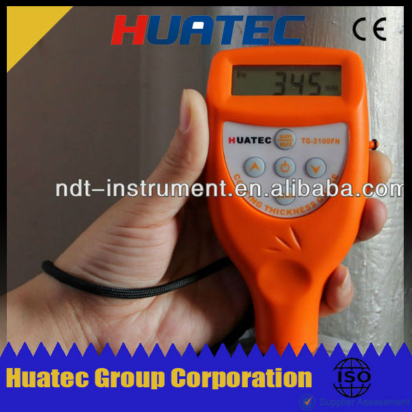 HUATEC New product mud pump pressure gauge, digital thickness tester