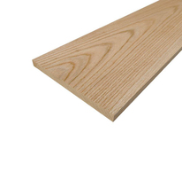 Solid Wood Lumber with Poplar