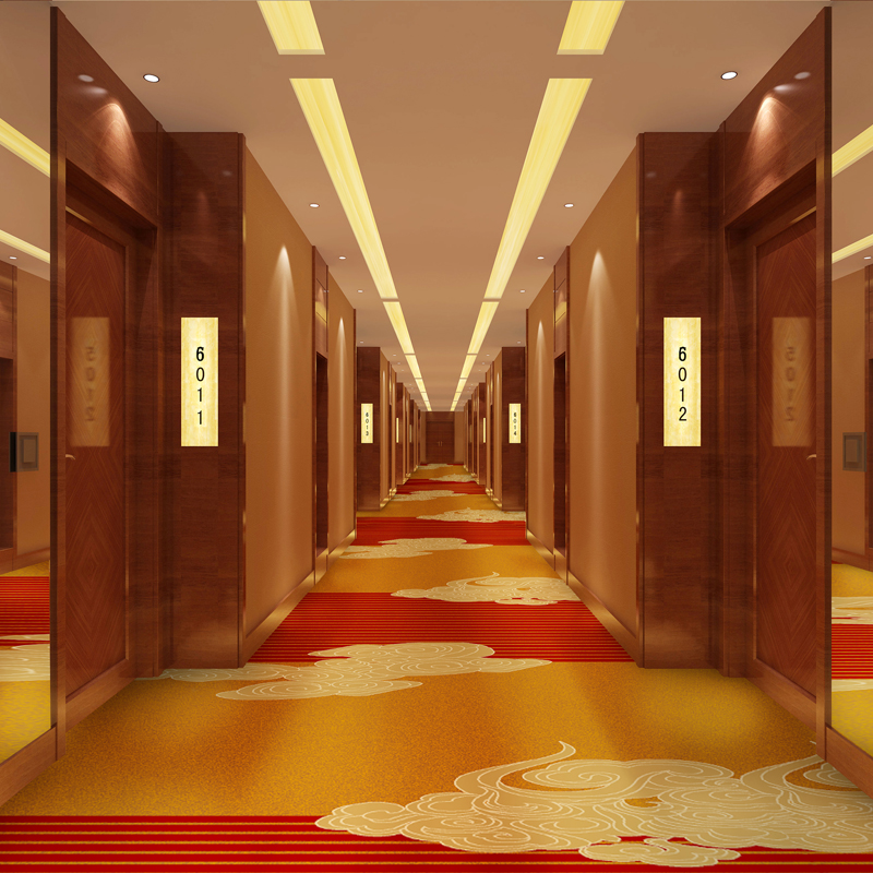 Fire-resistant Nautical Carpet with High Quanlity