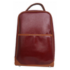 Deluxe Genuine Leather Golf Shoes Bag