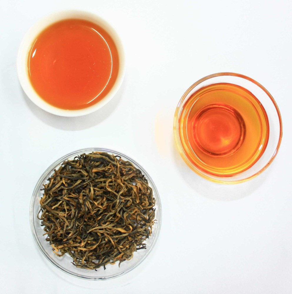 Favorable price best quality Black Tea Extract tea polyphenol in bulk supply