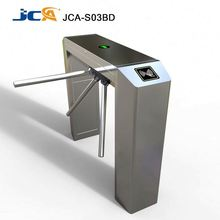 CE approved manual half height turnstile with tripod turnstile mechanism