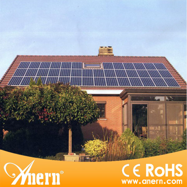 2kw crystalline silicon PV module solar photovoltaic panel price