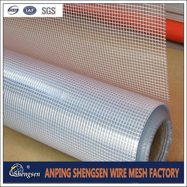 China Factory Supply High Fiberglass Scrim Mesh For Roofing