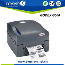 Brand New & Original Thermal Transfer Label Barcode Printer Godex G500