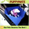 Factory direct custom car dog mat doggie cushion pet seat cover dog carrier