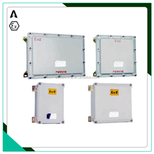AC380V IP65 IIC Explosion proof stainless steel junction box distribution box