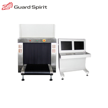 Large parcel and small cargo x-ray baggage scanner used x ray equipment in customs/airport/hotel/jail/court