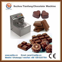 5kg small chocolate tempering machine