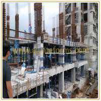 Factory Directly Sale Aluminium Concrete Forms