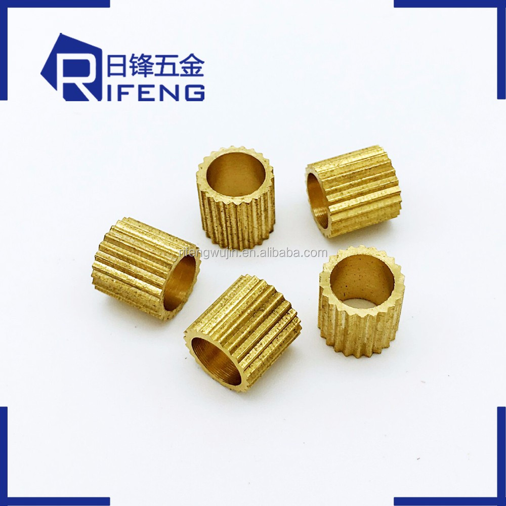 electrical small brass reducing bushing