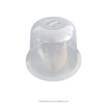 High quality 33cm plastic garden bell cloches