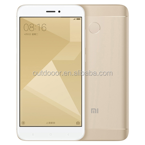 Original factory brand new Xiaomi Redmi 4X cheap big screen 5.0 inch Android 6.0 smart phone Xiaomi mobile phone Redmi 4X
