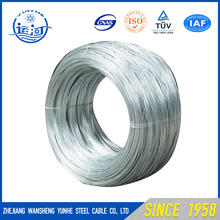 AISI,ASTM,BS,DIN,GB,JIS Standard spring Drawn Wire low carbon galvanized cold heading carbon steel wire