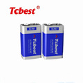 Tcbest battery with KC alkaline battery 6lr61