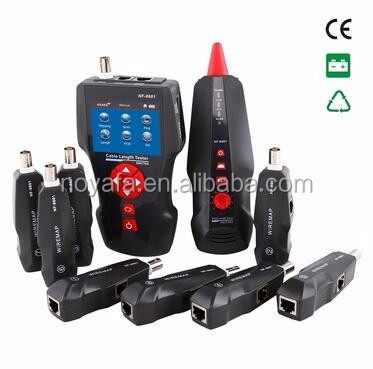 High Quality Tone Generator cable tracker length tester with POE & PING