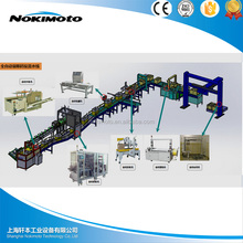 Automatic palletizer Machine/stacker for Empty Tin Can container