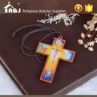 Welcome ODM religious dangle necklace