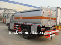 dongfeng 4x2 small oil tanker for sale