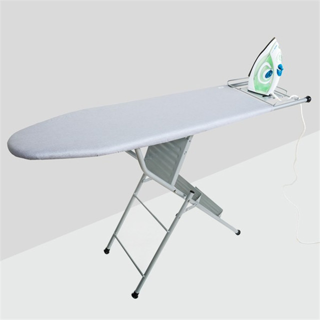 IB-6DS spacing saving three step foldable ironing board ladder