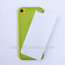 DIY sublimation TPU phone case for iphone 5