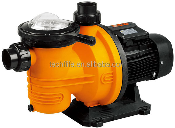 Self-priming Swimming Pool Pump 0.5HP 50Hz 57GPM dual voltage single-stage centrifugal pumps FCP-550S