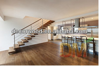 NEW! Custom made indoor stairs wood stairs lowes price