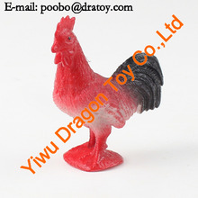 Best selling plastic cock figure toy