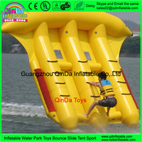 Water Park Inflatable In Toys & Games Flying Towables Tubes Banana Boat Fly Fish Boat