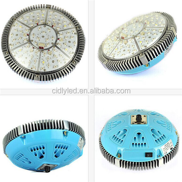 2015 commercial aquaponics systems or grow room grow box use cidly 150w led grow light with 75pcs 3w