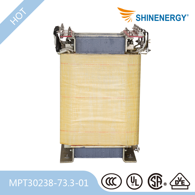 Technical 3 Phase Isolation Transformer
