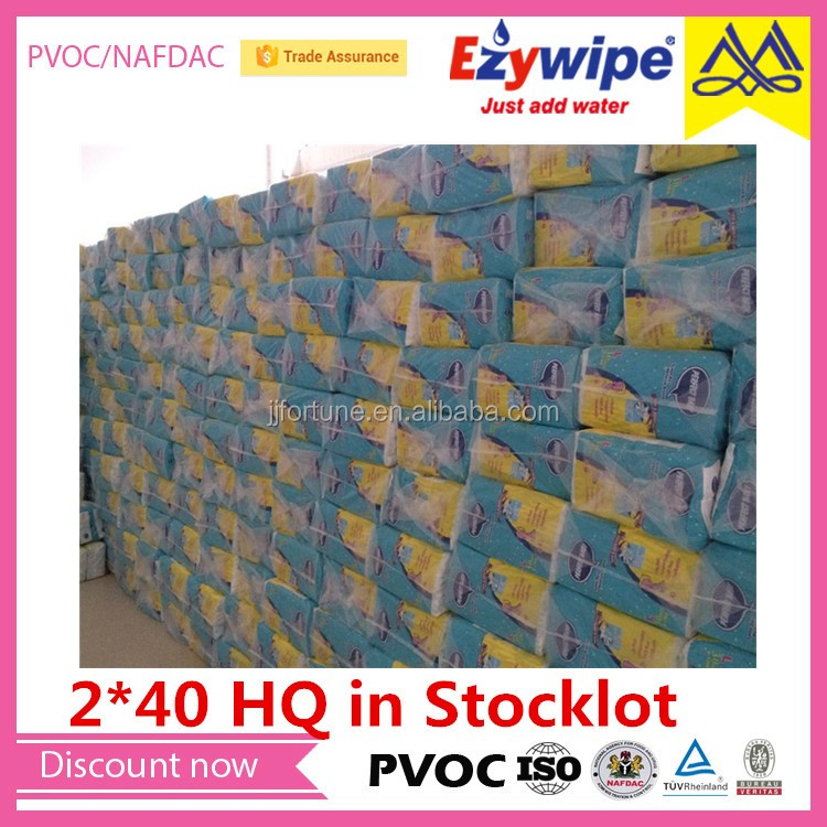 stocklot baby diapers in stock diaper Grade A stocklots stock goods diaper factory