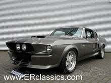 Ford Mustang GT500CR 1967 Shelby Eleanor