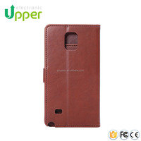 Handphone magnet cover leather flip purse case for samsung galaxy s4 s4 mini s4 zoom c101 s4 i9500 s4 mini i9190 i9192
