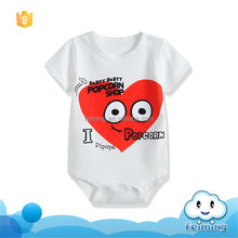 SR-245G organic cotton baby rompers baby names for girls picture toddler clothing