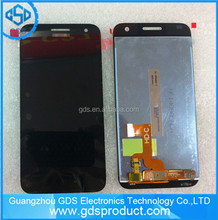 G7 lcd screen with digitizer black and white for Huawei Ascend