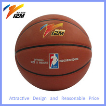 Standard outdoor style basketball size 7