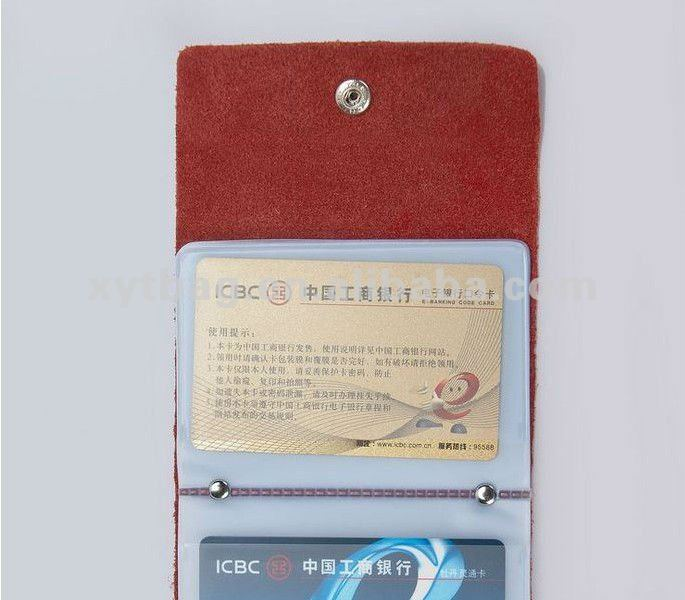 Simple but durable card case a5