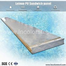 good stiffness vegetable cold room/cold storage/cold chamber with pu insulation panels