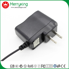 ac ac adapter 12v manufacturer US/EU/UK plug ac dc power supply with UL/CE/CB/GS certifications