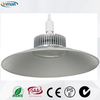 High quality bridgelux dimmable energy saving 50w led high bay light
