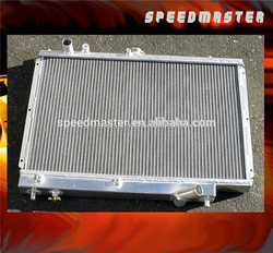 Water Cooling Aftermarket Aluminum Radiators For MAZDA GTX