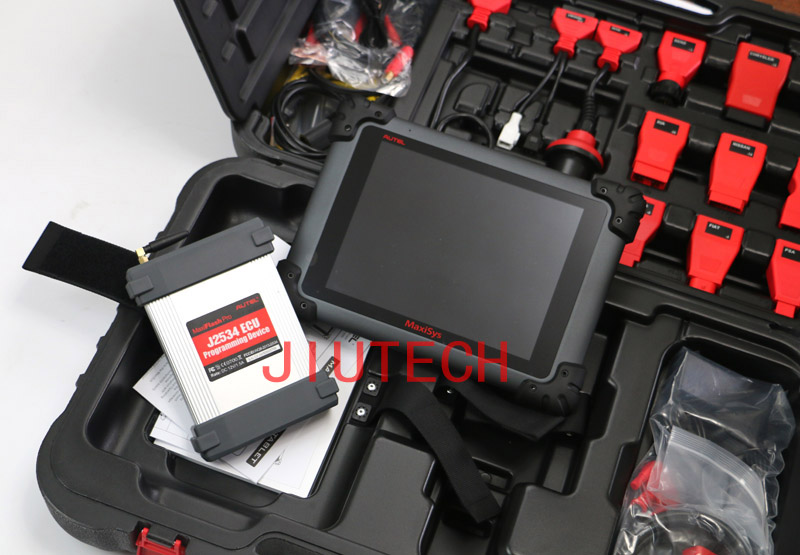 MaxiSys Elite With Automatic Wi-Fi updates Best Newly All Cars Diagnostic Wireless MaxiSys Elite all cars diagnostic scanner