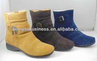 Real leather boots for women canadian winter
